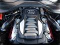 Audi A8 L 4.2 quattro Havanna Black Metallic photo #61