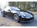 Porsche 911 Turbo Coupe Black photo #8
