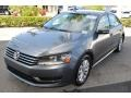 Volkswagen Passat Wolfsburg Edition Sedan Platinum Gray Metallic photo #4