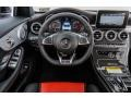 Mercedes-Benz C 63 AMG Cabriolet designo Cashmere White Magno photo #5