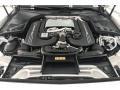 Mercedes-Benz C 63 S AMG Cabriolet designo Cashmere White Magno photo #9