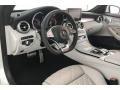 Mercedes-Benz C 63 S AMG Cabriolet designo Cashmere White Magno photo #20