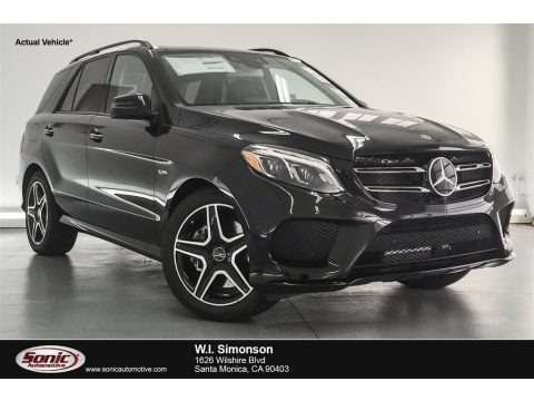 Black 2018 Mercedes-Benz GLE 43 AMG 4Matic