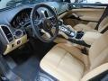 Porsche Cayenne Platinum Edition Sapphire Blue Metallic photo #13