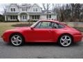 Porsche 911 Carrera S Coupe Guards Red photo #3
