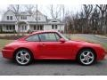 Porsche 911 Carrera S Coupe Guards Red photo #7