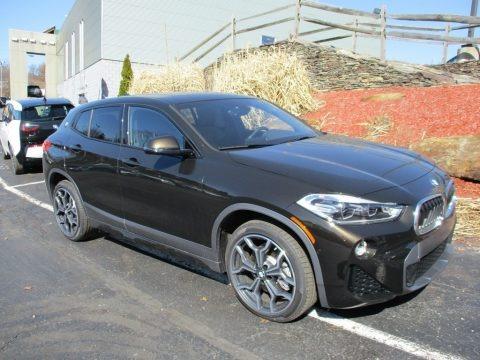 Dark Olive Metallic 2018 BMW X2 xDrive28i