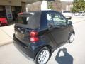 Smart fortwo passion cabriolet Deep Black photo #2
