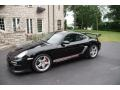 Porsche Cayman S Black photo #1