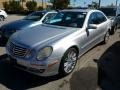 Mercedes-Benz E 350 4Matic Sedan Iridium Silver Metallic photo #1