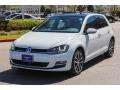 Volkswagen Golf 4 Door 1.8T SEL Pure White photo #3