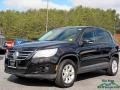 Volkswagen Tiguan S Deep Black Metallic photo #1