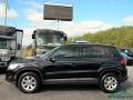 Volkswagen Tiguan S Deep Black Metallic photo #2
