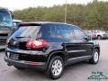 Volkswagen Tiguan S Deep Black Metallic photo #5