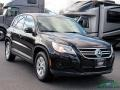 Volkswagen Tiguan S Deep Black Metallic photo #7
