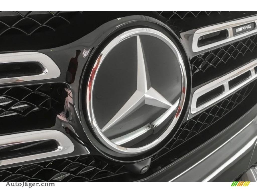 2018 GLS 63 AMG 4Matic - Obsidian Black Metallic / designo Porcelain/Black photo #33