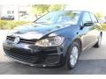 Volkswagen Golf 4 Door 1.8T S Black photo #5