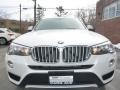 BMW X3 xDrive28i Mineral White Metallic photo #9