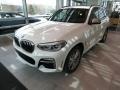 BMW X3 M40i Alpine White photo #3