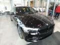 BMW 5 Series 530i xDrive Sedan Jet Black photo #1