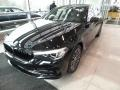 BMW 5 Series 530i xDrive Sedan Jet Black photo #3