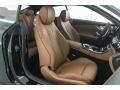 Mercedes-Benz E 400 Coupe Emerald Green Metallic photo #3