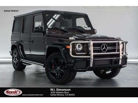designo Mystic Brown Metallic 2018 Mercedes-Benz G 63 AMG