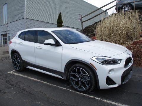 Alpine White 2018 BMW X2 xDrive28i