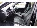 Porsche Cayenne Platinum Edition Black photo #13