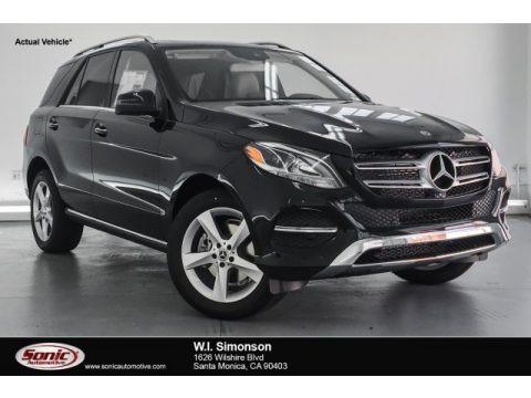 Black 2018 Mercedes-Benz GLE 350
