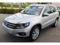 Volkswagen Tiguan SE Reflex Silver Metallic photo #4