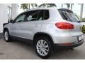Volkswagen Tiguan SE Reflex Silver Metallic photo #7
