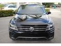 Volkswagen Tiguan S Deep Black Pearl photo #3
