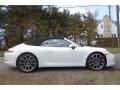 Porsche 911 Carrera Cabriolet White photo #7