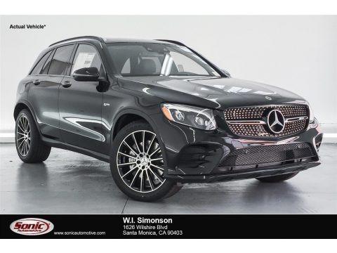 Black 2018 Mercedes-Benz GLC AMG 43 4Matic