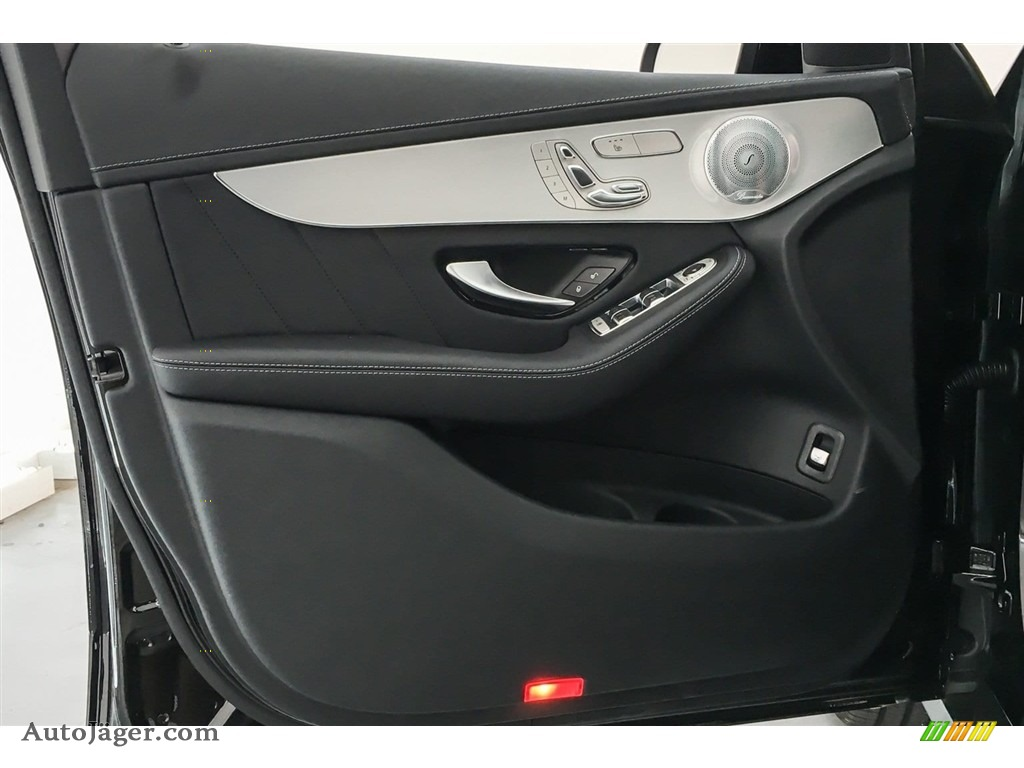 2018 GLC AMG 43 4Matic - Black / Black photo #24
