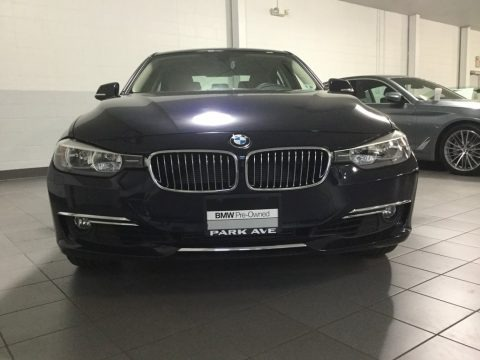 Imperial Blue Metallic 2015 BMW 3 Series 328i xDrive Sedan
