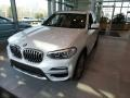 BMW X3 xDrive30i Mineral White Metallic photo #3
