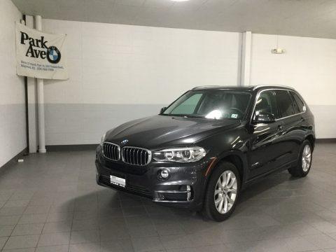 Dark Graphite Metallic 2015 BMW X5 xDrive35d