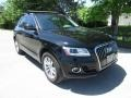 Audi Q5 2.0 TFSI Premium Plus quattro Brilliant Black photo #2