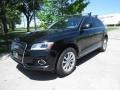 Audi Q5 2.0 TFSI Premium Plus quattro Brilliant Black photo #10