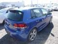 Volkswagen Golf R 4 Door 4Motion Rising Blue Metallic photo #3
