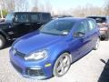 Volkswagen Golf R 4 Door 4Motion Rising Blue Metallic photo #5