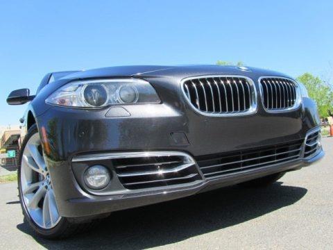 Dark Graphite Metallic 2014 BMW 5 Series 535i Sedan