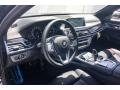 BMW 7 Series 750i Sedan Black Sapphire Metallic photo #5