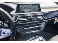 BMW 7 Series 750i Sedan Black Sapphire Metallic photo #6