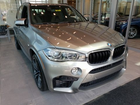 Donington Grey Metallic 2018 BMW X5 M