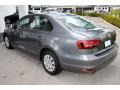 Volkswagen Jetta S Platinum Grey Metallic photo #6