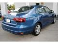 Volkswagen Jetta S Silk Blue Metallic photo #10