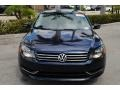 Volkswagen Passat 1.8T Wolfsburg Edition Night Blue Metallic photo #3